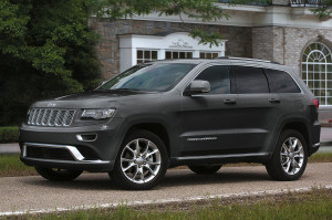2015 Jeep® Grand Cherokee Summit California Edition