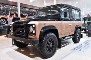 Land Rover Defender 90 Autobiography SW