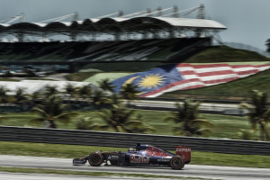 F1 - MALAYSIA GRAND PRIX 2015