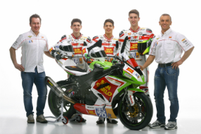 San Carlo Team Italia STK 600