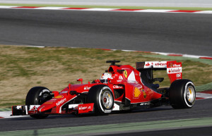 F1 Testing Barcelona, Spain 26 February - 1 March 2015