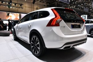 V60 Cross Country T5 AWD