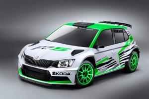 media-141126 SKODA Fabia R 5 Concept Car Essen 001