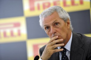 chairman of the Pirelli Group, Marco Tro
