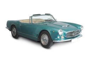 Credit Museo Nicolis by A.Rosa_Maserati 3500 sport vignale anno 1960 2