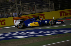 Bahrain Grand Prix, Sakhir 16 - 19 April 2015