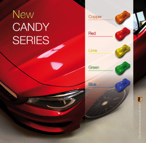 New Candy Series