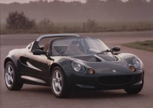 Lotus Elise S1 (1995)