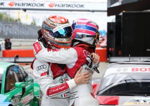Motorsports / DTM 2. race Lausitzring