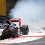 Monaco Grand Prix, Monte Carlo 20 – 24 May 2015