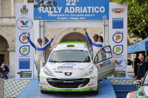 trentin podium 2