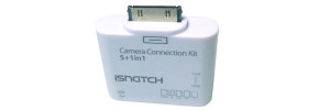 iSnatch Card Reader Apple 30 pin