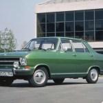 Opel Kadett B sedan