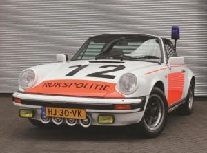 1982 Porsche 911 3.0 SC _Rijkspolitie_ Dutch Police