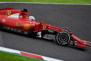 vettel GP GIAPPONE F1/2015