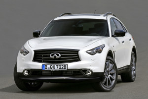 QX70 ultimate