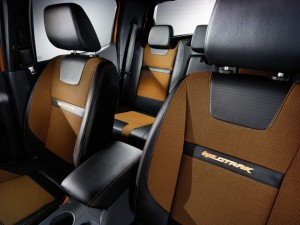 Ford2015_IAA_RangerWildtrak_Seats_01