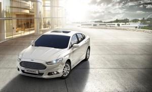 FordMondeo Hybrid exterior