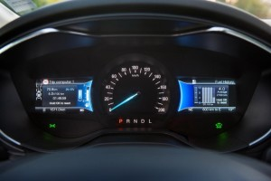 FordMondeo Hybrid human interface