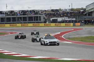 GP USA F1/2015 safety