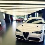 09_Motor Village Arese_Showroom Alfa Romeo