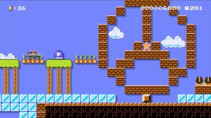 """Super Mario Maker"" und der Mercedes-Benz GLA  //  ""Super Mario"
