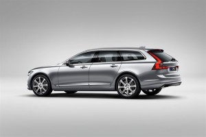Volvo V90 Studio Rear 3/4