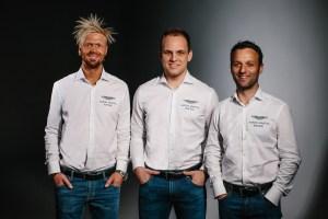 #95 - Nicki Thiim, Marco Sorensen, Darren Turner