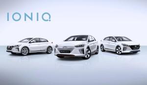 All-New IONIQ line-up