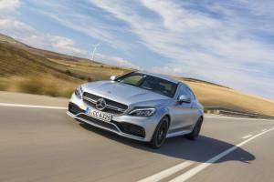 Mercedes-Benz Fahrvorstellung Das neue C-Klasse Coupé | Costa del Sol 2015