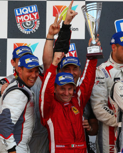 Montermini_podium_2015Bathurst_photo Liqui Moly Bathurst 12 Hour