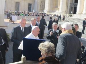 Sesti e Papa Francesco (2)