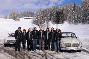 Scuderia Volvo alla Winterace 2016