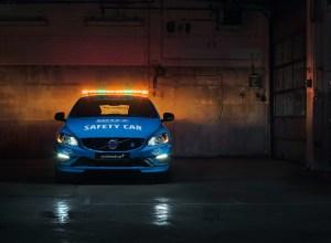 Volvo V60 Polestar Safety Car
