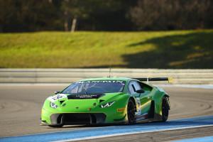 MOTORSPORT : BLANCPAIN GT SERIES - TEST PAUL RICARD 03/8-10/2016