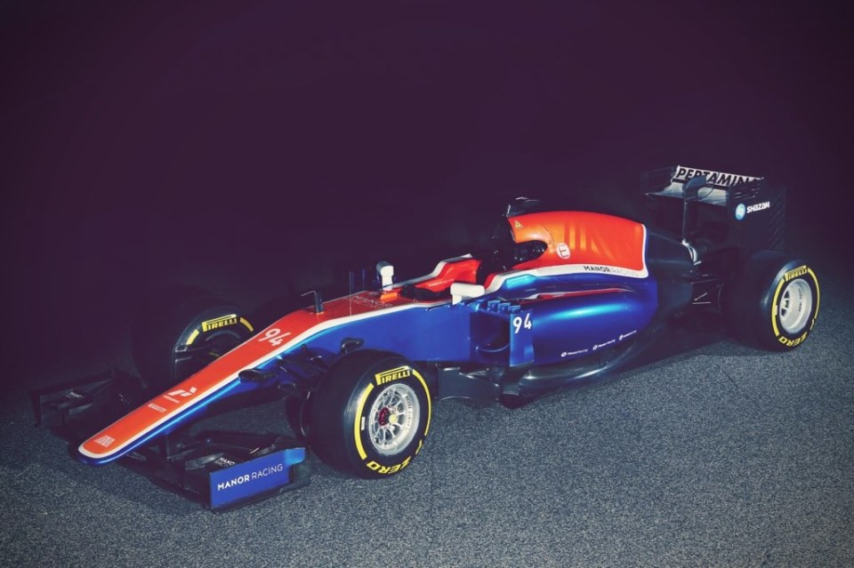 MRT05 manor