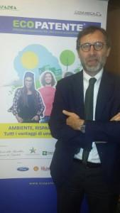 Marco Alù Saffi Direttore Relazioni Esterne Ford Italia