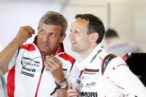 Fritz Enzinger, Vice President LMP1, Alexander Hitzinger, Technical Director LMP1 (l-r)