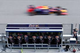 pitwall red bull