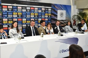 Conferenza stampa Dacia Family Project