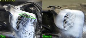 Mercedes - Freni anteriori 1
