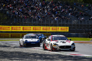 Romain Monti, Maserati GranTurismo MC GT4 - Race 2