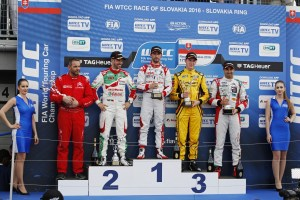 AUTOMOBILE: SLOVAKIA - SLOVAKIA RING - WTCC - 15/04/2016 TO 17/04/2016