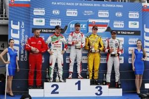 AUTOMOBILE: SLOVAKIA – SLOVAKIA RING – WTCC – 15/04/2016 TO 17/04/2016