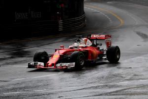 GP MONACO F1/2016 vettel