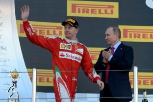 GP RUSSIA F1/2016 kimi