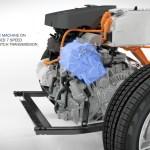T5 Twin Engine – hybridised 7 speed Dual Clutch Transmission