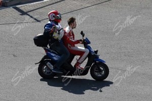 vettel scooter russia