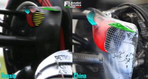 Mercedes -Freni anteriori
