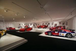 """Museo Ferrari Mostra """"Ferraristi per sempre"""""""
